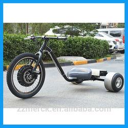 electric drift trike 3 wheel mortor 500w motor for adults