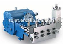 High pressure pump 3D2-S --cleaning dirt