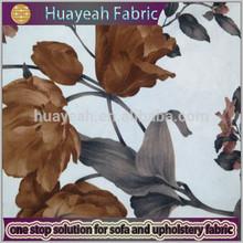 Silk Velvet Cushion Cover Print Velvet Fabric for Upholstery