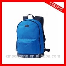 custom popular high quality professional fashion casual school backpack bag