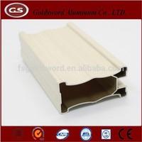 extrusion aluminum sample wardrobe
