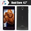 custom no brand smart phone mtk6572 dual core dual sim china manufacturer
