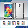 China custom metal móvel telefone caso, alta qualidade caso para samsung galaxy s5 telefone caso
