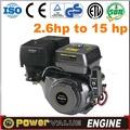 4.0kw 5.5hp caliente venta de stirling de motor de gasolina del generador con la norma iso ce soncap