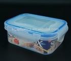 Plastic airtight Food Container Box Lock Easy