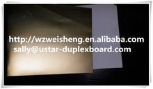 laminated duplex paper silver jumbo roll