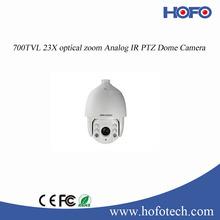 Hikvision 700TVL CCD speed dome camera, IR PTZ camera,outdoor camera