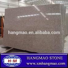 China cheapest peach red G687 granite