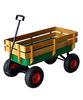high quality wooden kid tool cart /wagon