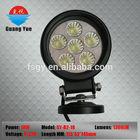 Eropean market hot sale led light ,15w spot led light .Round working led lamp.