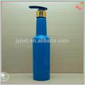 250ml de plástico para la botella de perfume, el agua de la florida, champús, acondicionador