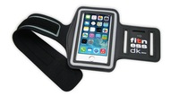 Waterproof Neoprene Running Sports Armband For Mobile Phone Case With Earphone Hole