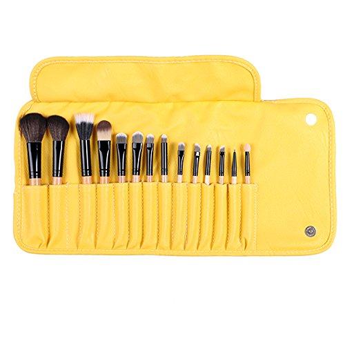 12pcs Luminous Yellow Makeup