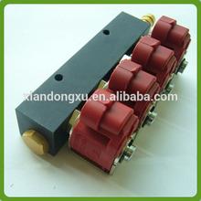 4 cyl fuel gas injector rail/fuel gas kit