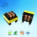 Ee19 pinos( 4+4) transformador de potência de desenho, transformador para forno de microondas, auto transformador eletrônico