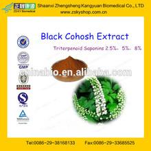 Black Cohosh Extract Triterpen Saponine
