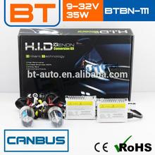 18 Months Warranty Cheap HID Lights 35W 55W, Hid Xenon Lamp H7 6000K