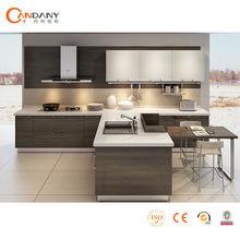 New Style Foshan Modular Customized Melamine Kitchen Cabinet kitchen designs