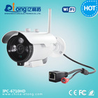 Low cost ip cctv system 720p HD onvif p2p supported wireless ip camera