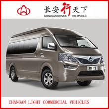 Left handle drive manual 5MT transmission 2.4L gasoline mini bus