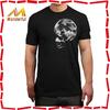 Round neck short sleeve plain t-shirts cotton bulk blank t-shirts