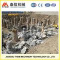 El más reciente!!! Hidráulico pile breaker/de corte en china, la trituración kp315a ronda de pilotes de hormigón