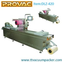 Vacuum skin packaging machine with CE approved