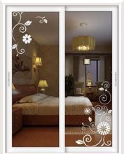 yüksek kaliteli otomatik alüminyum cam sürgülü kapılar