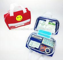 Hot sale CE approve mini first aid bag