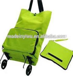 Hot Sale Foldable Shopping Bag Trolley Bag Messenger Bag
