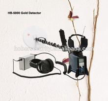 profondità sotto terra metal detector hober hb5000 oro metal detector
