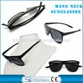 أزياء النظارات الشمسية خمر لغز أسود شنق العنق( bsp4001)