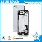 replacement parts for iPhone 5 back cover housing