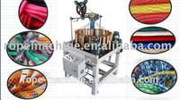 China manufacturer braiding machine to make rope /cord/belt/string/thread Email:ropenet16@ropeking.com/skype:Vicky.xu813