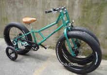 2014 new style 26*4.0 fat tire bike bicycle three wheels fat tyre snow bike sand bike big tire bicycle
