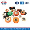 Resistance to high temperature corrosion plastic bearing CSB-EPB,POM,PP, PTFE plastic bearing plastic wheel with bearing