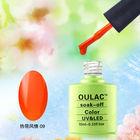 Oulac UV Gel Nail Polish 10ml Bottles Colour Acrylic Art Top & Base