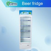 small size fridge with wheels , refrigerator fridge , beer fridge with lock