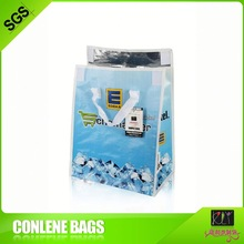Functional Cheap Dual Compartment Cooler Bag