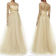 OEM custom alibaba China 2014 manufacturer beautiful wedding bridesmaid dresses
