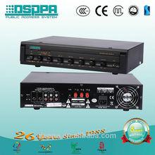 DSPPA MP200PIII Cheap Wholesale 60W Amplifier audio mixer