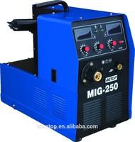 MIG-270i high quality CE igbt inverter mig/mag mig star