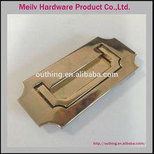 2016 USA canada Euro zinc hardware furntiure cabinet golden chrome furniture pulls
