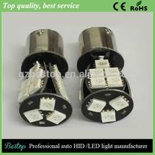 led car bulb BA15S,P21W,T25/ 1156/3156 car led tuning light