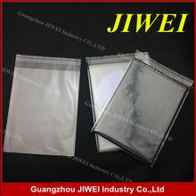 Guangzhou JIWEI CD DVD case plastic OPP packing bag18.6x14.5cm