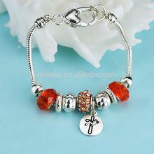 women accessories popular wholesale festival items bangle buying glass bead bracelet