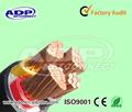 xlpe isolado pvc de revestimento de cobre yjv cabo de alimentação
