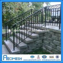 2014 Hottest Indoor & Outdoor Aluminum Railing Balustrade/Indoor Outdoor Aluminum Stair Railings/Balcony Railing Designs