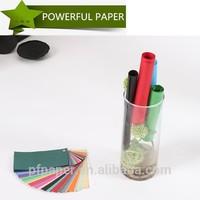 cheap paper business card black color cardboard paper