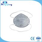 Hot sale 2014 exhale valve disposable dust black mask